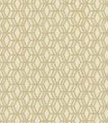 P/K Lifestyles Upholstery 8x8 Fabric Swatch-Turning Point/Sahara
