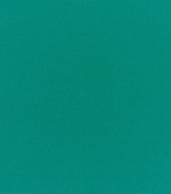 "Sunbrella Outdoor Solid Canvas Fabric 54""-Teal"