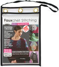 Fauxchet Easyloop Yarn Tool & Fauxchet Stitching Book-Beyond The Basics