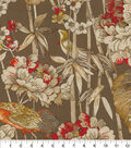 Waverly Upholstery Fabric 13x13\u0022 Swatch-Peace Garden Cordial