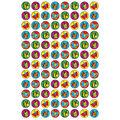 Garden Delights superSpots Stickers 800 Per Pack, 6 Packs