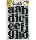 Dritz 3\u0027\u0027 Soft Flex Lowercase Letters Jhancock