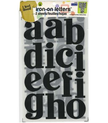 Dritz 3'' Soft Flex Lowercase Letters Jhancock