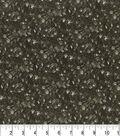 Premium Prints Cotton Fabric 43\u0022-Green Animal Tracks