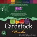 Core\u0027dinations Core Essentials Cardstock Pad 6\u0022x6\u0022