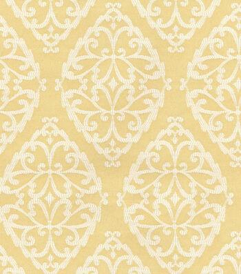 P/K Lifestyles Upholstery 8x8 Fabric Swatch-Stencil Study/Tulip