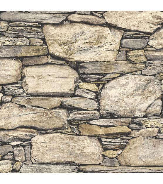 Wallpops Nuwallpaper Peel And Stick Wallpaper Hadrian Stone Joann