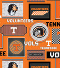 University of Tennessee Volunteers Cotton Fabric-Packed Patches