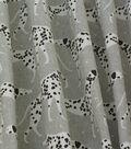 Home Essentials Decor Fabric-Dapper Dalmatian Grey
