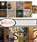 Ella & Viv Collection Kit 12\u0022X12\u0022-Adventure Emporium