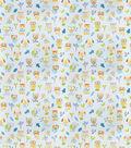 Home Decor 8x8 Fabric Swatch-Eaton Square Repeat Watercolor