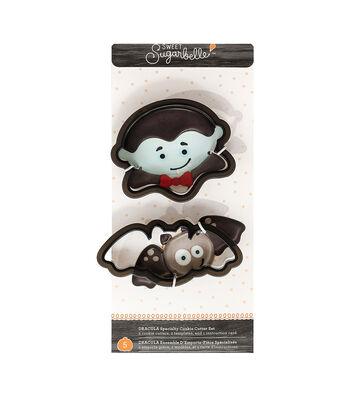 Sweet Sugarbelle Specialty Cookie Cutter Set 5/Pkg-Dracula