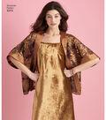 Simplicity Pattern 8413 Misses\u0027 Slip Dress-Size R5 (14-16-18-20-22)