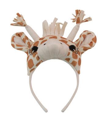 Maker's Halloween 8''x8.5'' Giraffe Headpiece