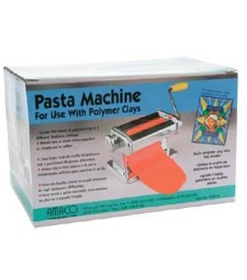 Clay Pasta Machine