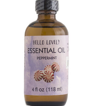 Hello Lovely 4 fl. oz. Peppermint Beauty Essential Oil