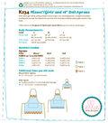 Kwik Sew Pattern K0234 Misses\u0027/Girls\u0027/18\u0027\u0027 Doll Lined Aprons-Size S-M-L