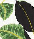 Home Decor 8\u0022x8\u0022 Fabric Swatch-Genevieve Gorder Hojas Cubanas Rainforest