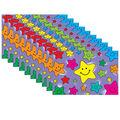 Happy Stars Postcards, 30 Per Pack, 10 Packs