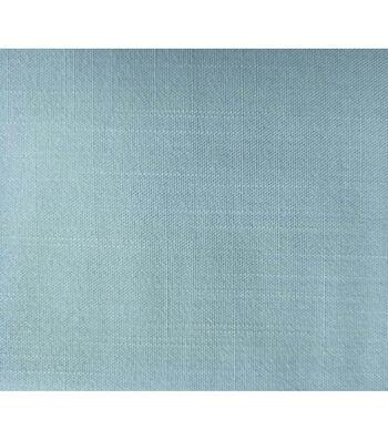 Amaretto Linen Fabric -Light Blue Solid