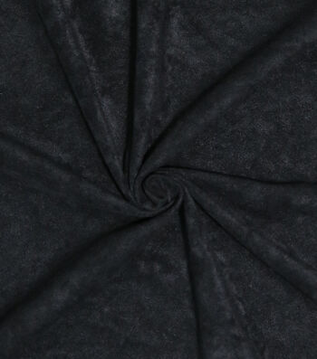 "The Witching Hour Halloween Alova Fabric 60""-Caviar"