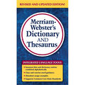 Merriam-Webster\u0027s Dictionary and Thesaurus, Pack of 3
