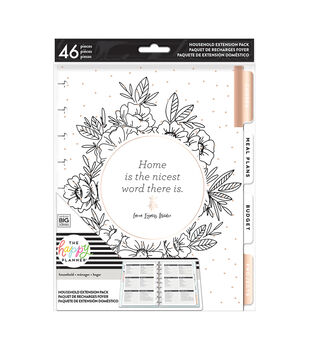 The Happy Planner Household Extension Pack