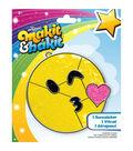 Makit & Bakit Suncatcher Kit-Emoji Kiss
