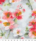 Home Decor 8\u0022x8\u0022 Fabric Swatch-Waverly Tree Blossom Berry