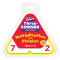 TREND enterprises, Inc. Multiplication and Division Flash Cards, 3 Sets
