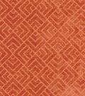 Home Decor 8\u0022x8\u0022 Swatch Fabric-IMAN Home Tambal Lattice Henna