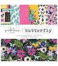 Park Lane 12\u0022x12\u0022 Paper Pad-Butterfly