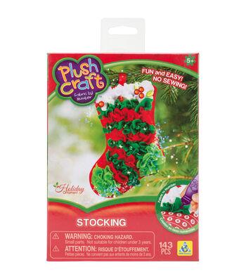 ORB Plush Craft Stocking Ornament Kit