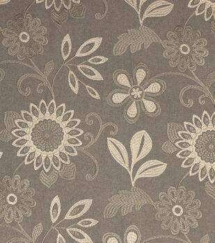 "Richloom Studio Lightweight Decor Fabric 50""-Newmark/Graphite"