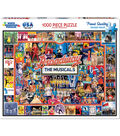 White Mountain Puzzles 1000 Pieces 24\u0027\u0027x30\u0027\u0027 Jigsaw Puzzle-Broadway