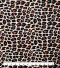 Halloween Alova Suede Fabric 60\u0027\u0027-Spotted Animal
