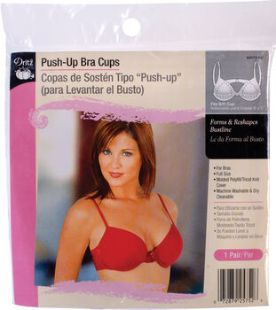 Push-Up Bra Cups - Size B/C Cup