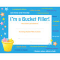 Hayes Bucket Filler Award, 30 Per Pack, 6 Packs