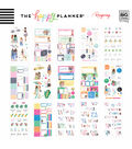 The Happy Planner x RongRong Value Pack Stickers-Mini Seasonal