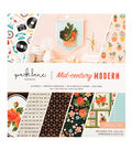 Park Lane Paperie Printed Cardstock Collection Pad-Mid-century Modern