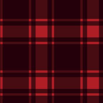 Middleton Tartan Red + Black