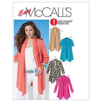 McCall's Misses Top-M6084