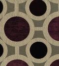 Richloom Studio Multi-Purpose Decor Fabric 55\u0022-Conspiracy Mulberry