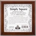 Sudberry House Mahogany Simply Square Box