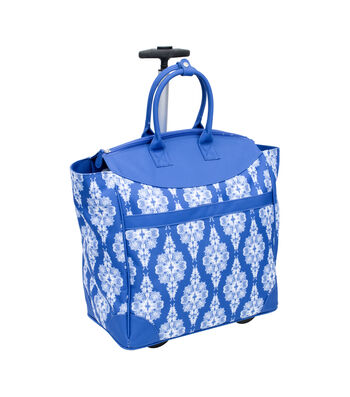 Everything Mary Rolling Yarn Tote