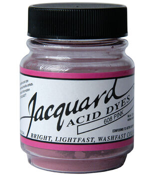Jacquard Acid Dyes 1/2 Ounce