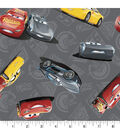 Disney Cars 3 Cotton Fabric -McQueen & Storm