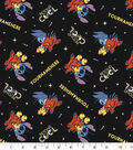Disney Lilo & Stitch Print Fabric by Springs Creative-Beyond Cool