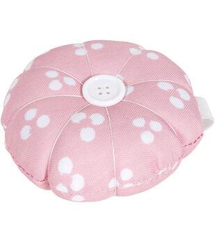 Everything Mary Wrist Pin Cushion-Light Pink