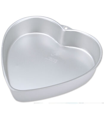 "Wilton Cake Pan-9""X2"" All Occassion Heart"
